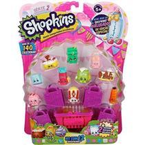 Conjunto Blister Kit 12 Peças Shopkins DTC 3582