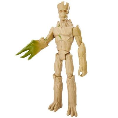 Boneco Guardiões da Galáxia Groot Crescendo Hasbro C0075