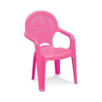 Cadeira Infantil Tramontina Catty 92264/060 Plástico Rosa