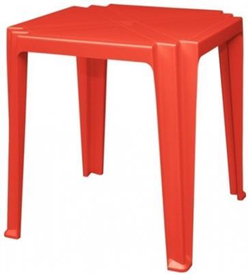 Mesa Tramontina Tambaú 92314/040 Plástico Vermelho