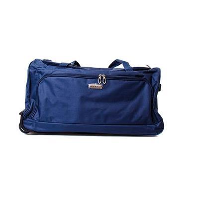 Bolsa Carrinho com 2 Rodas Latcor FB-162253 Tamanho 25 Poliéster Azul