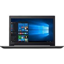 Notebook Lenovo IDEAPAN 320-15 7200U GFX2GB Windows 10 Processador i5 Memória 8GB HD 1 TB Prata