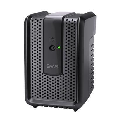 Estabilizador SMS Revolution Speedy 15970 300 VA 4 Tomadas 110 V Preto