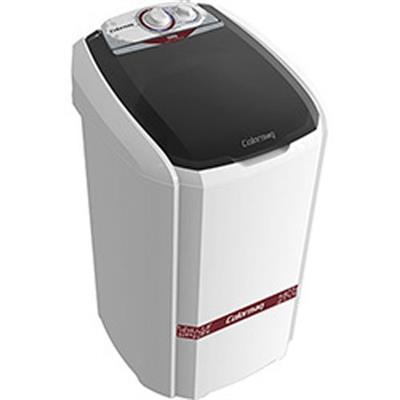 Lavadora de Roupas 13 Kg Colormaq LCM13 com 5 Programas de Lavagem Classe A Branca