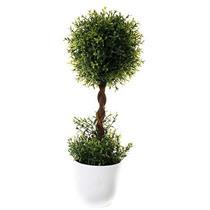 Planta Artificial Latcor BX-47420/Y20-01 Plástico Branco e Verde