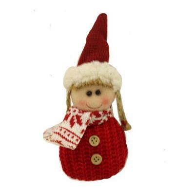 Conjunto de Adornos para Árvore de Natal 12 Peças Santini 048-814660H