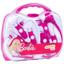 Brinquedo Barbie Kit Maleta Médica Fun 74966