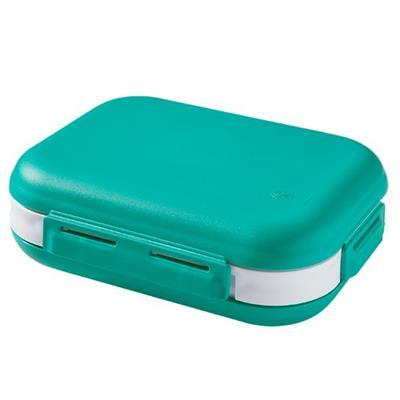 Marmita Picnic Coza 13150/0129 2 Divisórias Plástico Verde