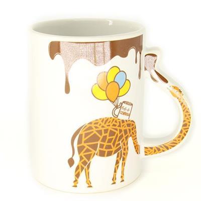 Caneca Girafa Oxford AH74-3J4P 300ml