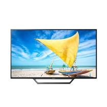 "Smart TV LED 32"" Sony KDL-32W655D WXGA com Conversor Digital, 2 HDMI, 2 USB, Wi-Fi Foto Sharing Plus Miracast - Preta"