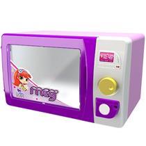 Brinquedo Micro-ondas com Som Magic Toys 710