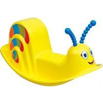 Assento Infantil Balanço Tramontina Dindon 92120/000 Caracol Plástico Amarelo