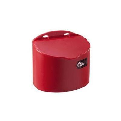 Saleiro Coza 10843/0053 Plástico Vermelho