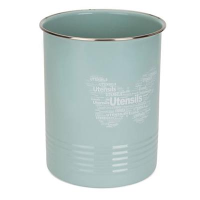 Suporte para Utensílios Ricaelle SUPR-016 2 Litros Metal Esmaltado Azul