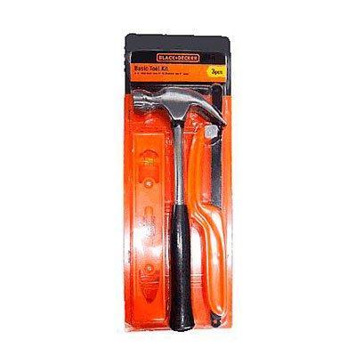 JOGO 03 FERRAMENTAS BD80292 BLACK & DECKER