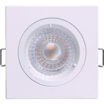 Projetor de LED Focolum Slim Plafo Quadr