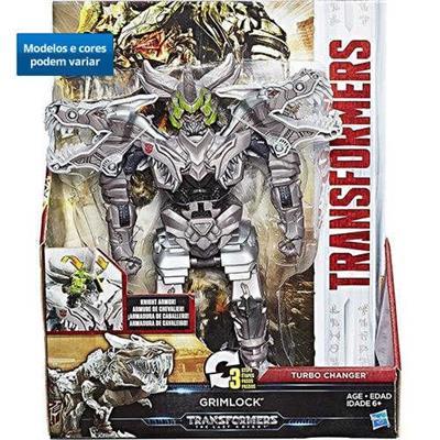 Boneco Transformers 5 Knight Armor Hasbr