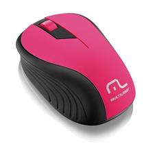 Mouse Multilaser S/FIO MO214 Rosa