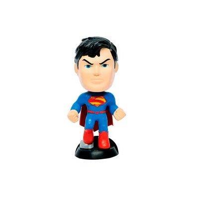 Boneco Big Head Superman Grow 03309 19cm