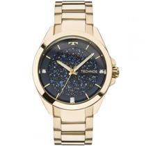 Relógio Feminino Technos 203AAA4A Analógico Pulseira de Aço Dourado