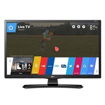 Smart TV Monitor 24' LG LED 24MT49S-PS 2 HDMI 1 USB 60Hz