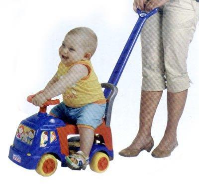 Brinquedo Andador Magic Toys 1005 Azul