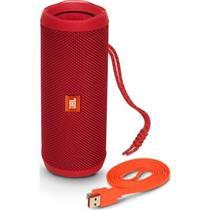 Caixa de Som JBL Flip 4 BT 16w Vermelha