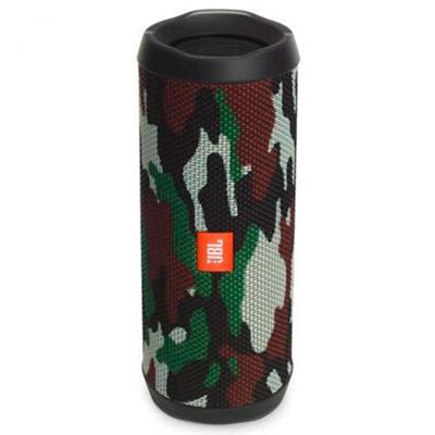 Caixa de Som Flip 4 Bluetooth JBL 16W Camuflada