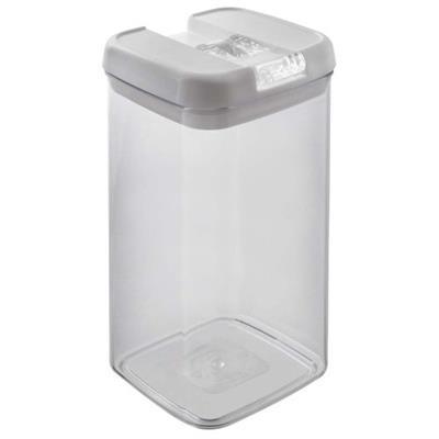 Pote Quadrado Brinox Flip 0221/308 1,2 Litros