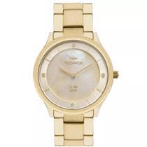 Relógio Feminino Technos GL20HF4X Analógico Pulseira de Aço Dourado 3a30f13424