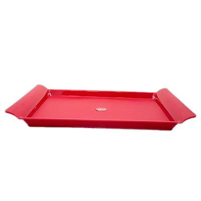 Bandeja Martiplast Lea BP2200 Plástico Vermelho