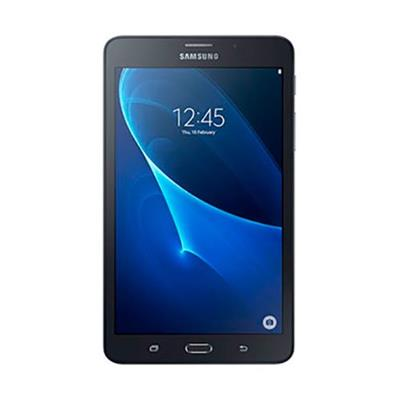 "Tablet Samsung Tab A T280 Wi-Fi Tela 7"" Quad Core 1.3GHz Câmera 5MP Frontal 2MP Android 5.1 Preto"