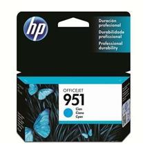 Cartucho para Impressora HP 951 CN050AB Ciano
