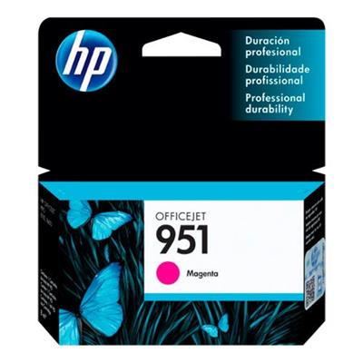 Cartucho para Impressora HP 951 CN051AB Megenta