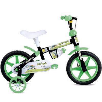 Bicicleta Houston Mini Boy Aro 12 - Pt / Vd