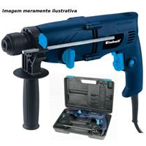 Martelete Rotativo Einhell BTRH600 650W 1.000rpm 110V Azul