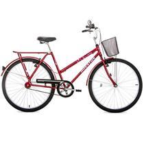 Bicicleta Houston Onix com Cesta VB Aro 26 - Vm