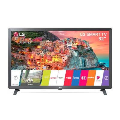 Smart TV LG 32'' LED 32LK615BPSB 2 USB 2 HDMI Wi-Fi 60Hz Preto