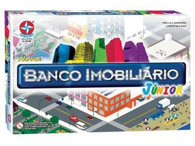 Jogo Banco Imobiliário Júnior Estrela 1201602800020