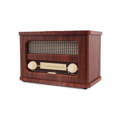 Rádio Portátil MP3 e Bluetooth HS Sound Telespark Golden
