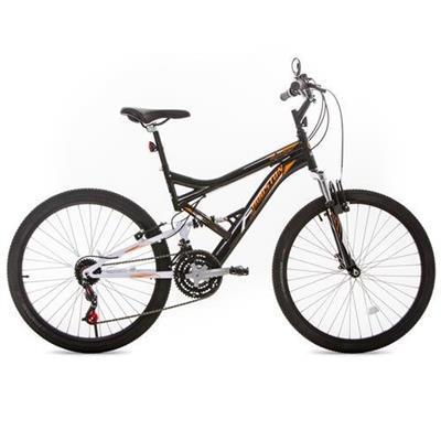 Bicicleta Houston Stinger Aro 26 Preto