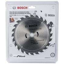Disco de Serra Circular Bosch Eco 2608644329 D184X24T
