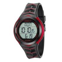 Monitor Cardíaco Speedo 80621G0EVNP1 Preto e Vermelho