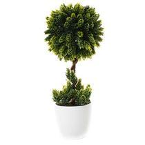Planta Artificial Latcor BX-47426/Y25-01 Plástico Branco e Verde