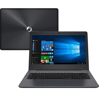 Notebook Positivo Stilo XC5650, 4GB RAM, 500GB HD, Tela LED HD 14, Windows 10 Home, Intel Pentium Braswell N3710 (1.60 GHz até 2.56 GHz, 2 MB Cache, Quad-Core), Cinza