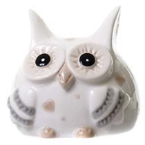 Adorno Coruja Latcor LRP16B608-1 Porcelana