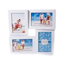 Porta-Retrato Latcor KD820554 Plástico Branco