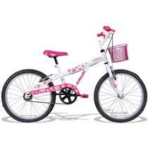 Bicicleta Infantil Caloi Ceci Aro 20 - Br / Rs