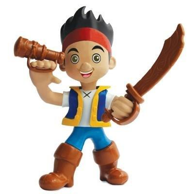 Boneco Disney Jake Piratas da Terra do N