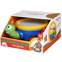 Brinquedo Tata Bumbo Tambor Elka 669